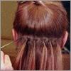 Hajhosszabbítás ultrahanggal