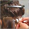 Ultrahangos hajhosszabb�t�s
