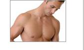 Bőrszakadások, Stria kezelés bicepszen, mellkason