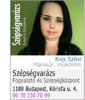 Kiss Szilvi - Műkörömépítő