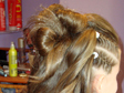 Alkalmi frizura ballag�sra