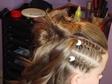 Alkalmi frizura ballagásra