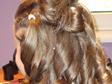 Alkalmi frizura ballagásra, szallagavatóra