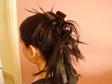 Alkalmi, szilveszteri frizura