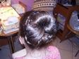 Alkalmi frizura kislányoknak