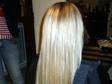 Hajhosszabb�t�s -  Exra hossz� haj