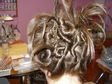 Alkalmi, trendi frizura -Divat konty