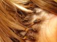 Hajhosszabbítás csomózás technikával